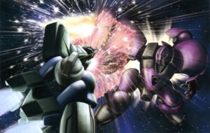 Rating: Safe Score: 3 Tags: gundam mecha victory_gundam User: drop
