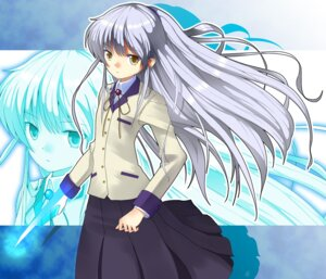 Rating: Safe Score: 7 Tags: angel_beats! masamuu seifuku tenshi User: Riven