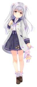 Rating: Safe Score: 94 Tags: arima_fuuka jpeg_artifacts onsen_musume sakura_koharu seifuku User: fireattack