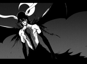 Rating: Safe Score: 9 Tags: bleach kubo_tite male monochrome ulquiorra_schiffer User: Radioactive