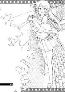 Rating: Safe Score: 7 Tags: kantoku line_art monochrome User: Kalafina