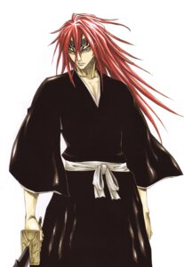 Rating: Safe Score: 4 Tags: abarai_renji bleach male User: Radioactive