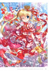 Rating: Questionable Score: 10 Tags: fujima_takuya lolita_fashion mermaid tagme tail top_idol_pacifica User: Radioactive