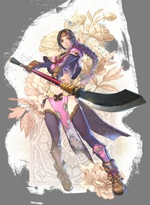Rating: Questionable Score: 16 Tags: asian_clothes kawano_takuji pantsu seung_mina soul_calibur soul_calibur_vi string_panties tagme thighhighs transparent_png underboob weapon User: Yokaiou