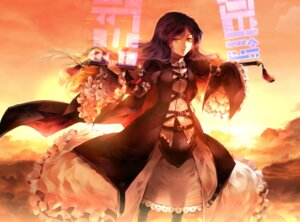 Rating: Safe Score: 24 Tags: hijiri_byakuren suna_iroha touhou User: Mr_GT