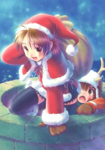 Rating: Safe Score: 11 Tags: christmas goto-p peeping_p! User: Radioactive