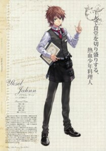Rating: Safe Score: 9 Tags: atelier atelier_rorona iksel_jahnn kishida_mel male profile_page User: crim