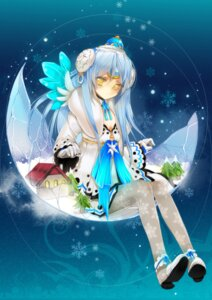 Rating: Safe Score: 31 Tags: elsword eve_(elsword) oao pantyhose User: fairyren