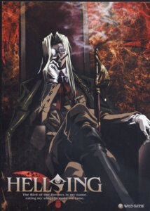 Rating: Safe Score: 4 Tags: hellsing integra_hellsing User: Radioactive