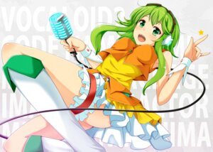 Rating: Questionable Score: 25 Tags: garter gumi ok-ray vocaloid User: 椎名深夏