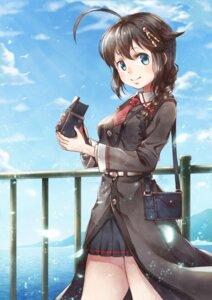 Rating: Safe Score: 25 Tags: kantai_collection seifuku shigure_(kancolle) sho_(sumika) User: Mr_GT