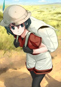 Rating: Safe Score: 28 Tags: akasa_ai kaban_(kemono_friends) kemono_friends pantyhose User: Mr_GT