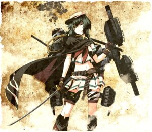 Rating: Safe Score: 40 Tags: eyepatch kantai_collection kiso_(kancolle) seifuku tsukumo User: tbchyu001