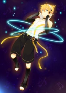 Rating: Safe Score: 6 Tags: chi_yu headphones kagamine_len len_append male vocaloid vocaloid_append User: charunetra