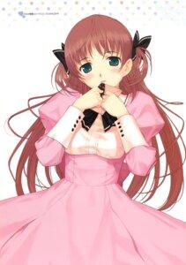 Rating: Safe Score: 21 Tags: amatsuka_haruka baby_princess mibu_natsuki valentine User: Radioactive