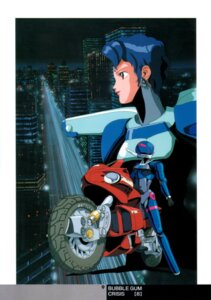 Rating: Safe Score: 2 Tags: asagiri_priscilla bubblegum_crisis sonoda_kenichi sylia_stingray User: Radioactive