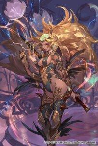 Rating: Questionable Score: 12 Tags: armor leotard no_bra romancing_saga_re;universe so-taro sword tagme thighhighs User: Dreista