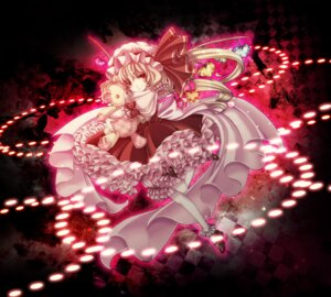 Rating: Safe Score: 6 Tags: flandre_scarlet pd-x touhou User: yumichi-sama