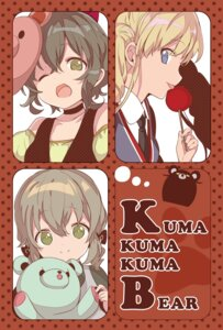 Rating: Safe Score: 9 Tags: 029 kuma_kuma_kuma_bear User: kiyoe