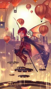 Rating: Safe Score: 16 Tags: joseph_lee pixiv_fantasia pixiv_fantasia_new_world sword torn_clothes wings User: Noodoll