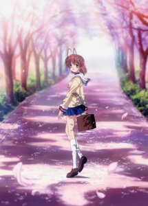 Rating: Safe Score: 18 Tags: clannad furukawa_nagisa seifuku User: sdlin2006