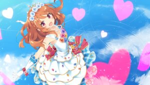 Rating: Safe Score: 56 Tags: aikatsu! dress oozora_akari peco wallpaper User: fairyren