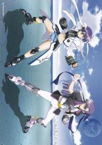 Rating: Safe Score: 9 Tags: armor bodysuit ginga_nakajima mahou_shoujo_lyrical_nanoha mahou_shoujo_lyrical_nanoha_strikers okuda_yasuhiro subaru_nakajima User: daemonaf2