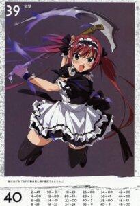 Rating: Safe Score: 20 Tags: airi queen's_blade takamura_kazuhiro thighhighs User: Share