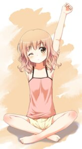Rating: Safe Score: 49 Tags: no_bra oomuro_sakurako uneune yuru_yuri User: Nico-NicoO.M.