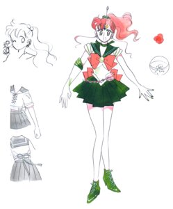 Rating: Safe Score: 5 Tags: heels kino_makoto sailor_moon sketch takeuchi_naoko User: Radioactive