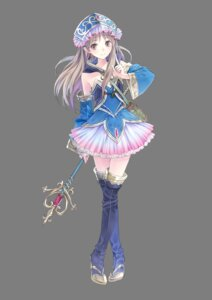Rating: Safe Score: 71 Tags: atelier atelier_rorona atelier_totori kishida_mel thighhighs totooria_helmold transparent_png User: Radioactive