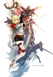 Rating: Safe Score: 14 Tags: armor fantasy_earth_zero opiu sword User: Radioactive