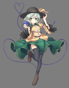 Rating: Safe Score: 28 Tags: kimitoshiin komeiji_koishi thighhighs touhou transparent_png User: xxdcruelifexx
