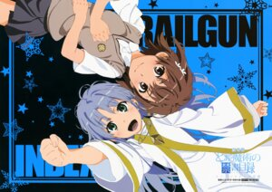 Rating: Safe Score: 16 Tags: index misaka_mikoto seifuku to_aru_majutsu_no_index to_aru_majutsu_no_index_the_movie User: cosmic+T5