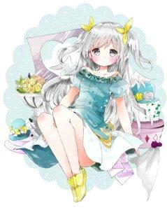 Rating: Safe Score: 40 Tags: dress tsukiyo_(skymint) User: KazukiNanako