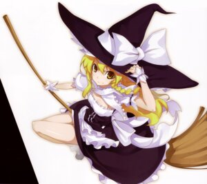 Rating: Safe Score: 11 Tags: kirisame_marisa lolita_fashion touhou witch User: admin2