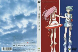 Rating: Safe Score: 10 Tags: anemone disc_cover dress eureka eureka_seven feet garter torn_clothes yoshida_kenichi User: Radioactive
