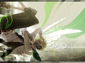Rating: Safe Score: 21 Tags: kagamine_len komaki male vocaloid User: Knight