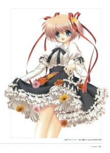 Rating: Safe Score: 11 Tags: dress hinoue_itaru kamikita_komari key little_busters! lolita_fashion User: admin2
