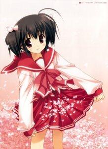 Rating: Safe Score: 18 Tags: mitsumi_misato seifuku to_heart_2 to_heart_(series) yuzuhara_konomi User: Kalafina
