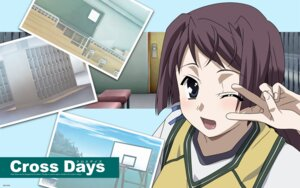 Rating: Safe Score: 8 Tags: cross_days gotou_junji kitsuregawa_roka overflow school_days wallpaper User: makiesan