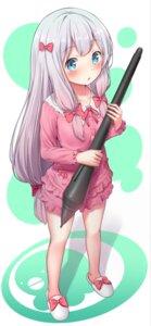 Rating: Safe Score: 38 Tags: eromanga-sensei izumi_sagiri pajama superpig_(wlstjqdla) User: Mr_GT