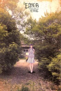 Rating: Safe Score: 19 Tags: ane_naru_mono chiyo dress landscape pochi_(pochigoya) tagme User: kiyoe