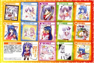 Rating: Safe Score: 3 Tags: animal_ears hiiragi_kagami hiiragi_tsukasa hinoue_itaru horiguchi_yukiko iwasaki_minami izumi_konata kusakabe_misao lucky_star mikeou momonoshake nanao_naru nekomimi nishimata_aoi niθ ryuuga_shou seifuku tail takano_ui takara_miyuki takemoto_yasuhiro tanihara_natsuki tinkle yoshimizu_kagami User: admin2