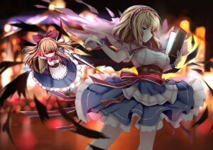 Rating: Safe Score: 43 Tags: alice_margatroid shanghai_doll touhou zheyi_parker User: KazukiNanako