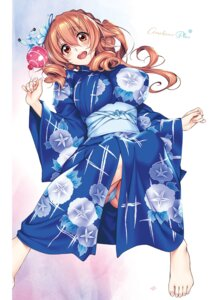 Rating: Questionable Score: 43 Tags: amakano azarashi_soft kimono piromizu User: kiyoe
