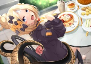Rating: Questionable Score: 10 Tags: abigail_williams_(fate/grand_order) bandaid fate/grand_order kana616 tentacles User: Dreista