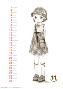 Rating: Safe Score: 4 Tags: barasui ichigo_mashimaro megane monochrome sakuragi_matsuri User: Radioactive