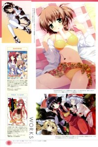 Rating: Questionable Score: 15 Tags: animal_ears bikini double_dragon hakurei_reimu kikuchi_nanami kirisame_marisa maid mimi_wo_sumaseba nekomimi pantsu remilia_scarlet swimsuits thighhighs touhou User: blooregardo