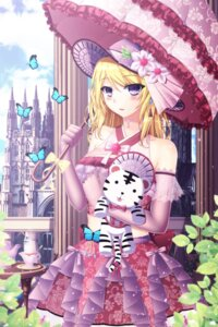Rating: Safe Score: 30 Tags: lolita_fashion p_mayuhime sword_girls umbrella User: Mr_GT